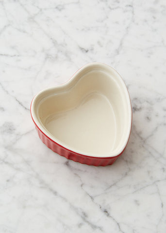 Heart Ramekin (4oz)