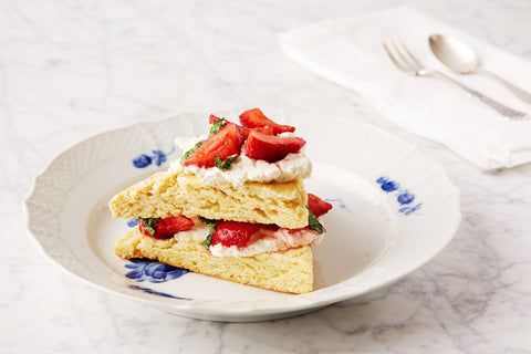 Strawberry Short Cakes