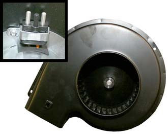 Porsche 911 964 83-93 Blower Motor Assembly - Engine Compartment<j>