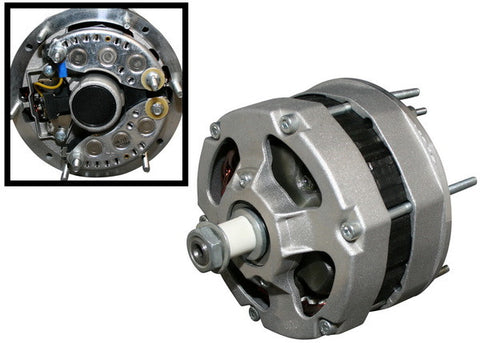 Porsche 911 74-81 Alternator, 75 Amp, reconditioned<j>