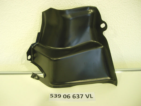 Porsche 356 & 912 Engine End Cover Plate Front Top, Left