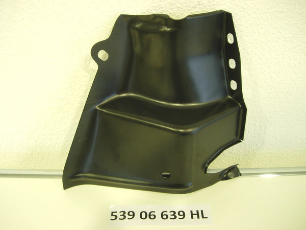 Porsche 356 & 912 Engine End Cover Plate Front Top, Right