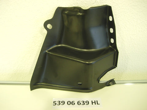 Porsche 356 & 912 Engine End Cover Plate Rear Top, Right