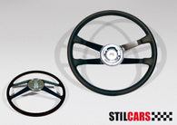 Porsche 911 912 914 356 65-73 Steering Wheel, Leather, 390mm<j>