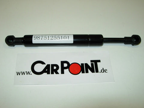 Porsche 987 Boxster Gas Pressure Spring, Rear, Each, Length: 21cm