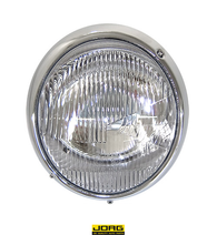 Porsche 911 65-67 Early European Headlight Assembly<j>