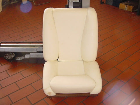 "Porsche 911 69-73 Seat Foam ""S"" Complete For One Seat"