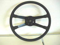 Porsche 911 65-73 914 70-76 Steering Wheel, Leather, Diameter: 40 cm (16 inch)