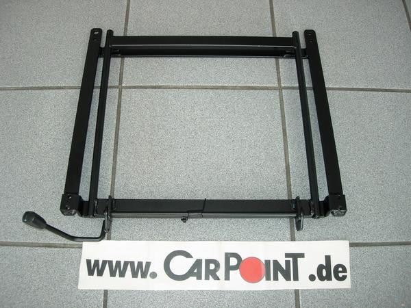 "Porsche 911 65-73 Tilting Seat Base w/ Sliders For ST / R / RR / RS and Low Mount ""S"" Seats - Left<j>"