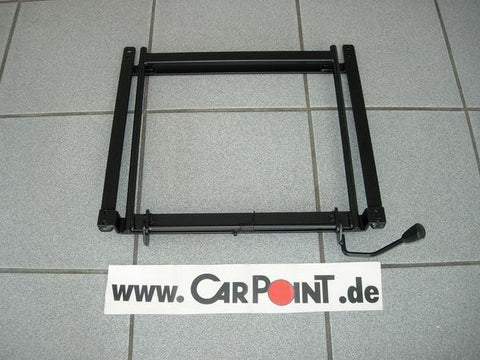 "Porsche 911 65-73 Tilting Seat Base w/ Sliders For ST / R / RR / RS and Low Mount ""S"" Seats-Right"