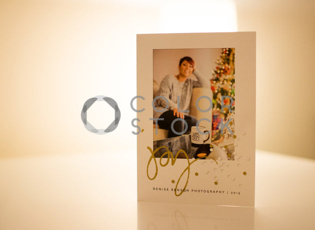 Christmas Card, Denise Benson Photography - Colorstock: diverse stock photos