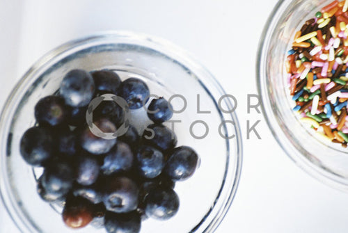 Blueberries for smoothie