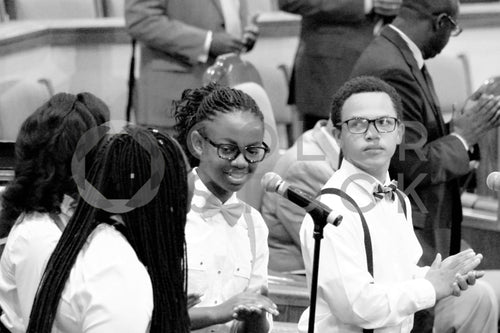 Young people singing in a church choir - Colorstock™  © Bereket Kelile  - diverse stock photos