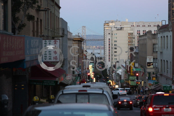 Chinatown street - 2, Zoe Moore - Colorstock: diverse stock photos