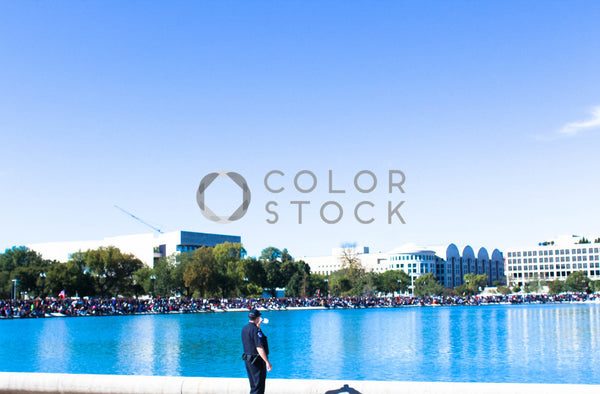 Citizens at a peaceful gathering, Dream Free Photography - Colorstock: diverse stock photos