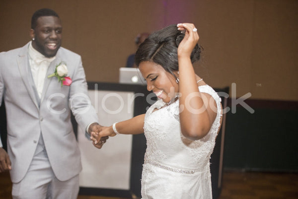 Couple's first dance at wedding - Colorstock™  © Integrative Flash  - diverse stock photos