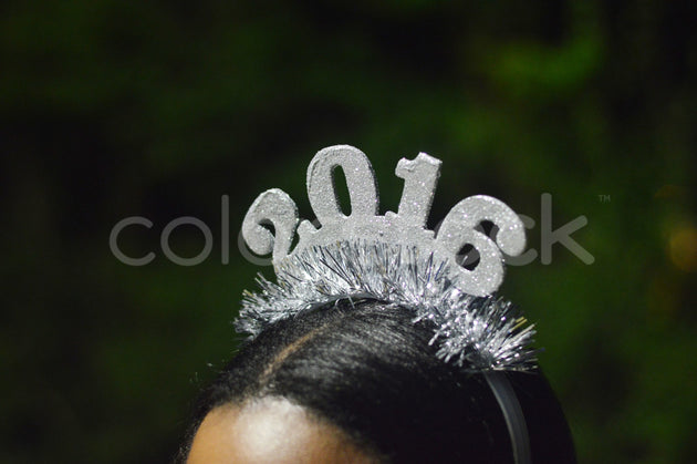 Happy New Year 2016 tiara - Colorstock™  © Integrative Flash  - diverse stock photos