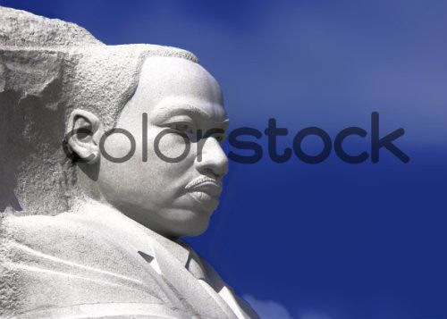 Martin Luther King Jr. monument - Colorstock™  © David Huff  - diverse stock photos