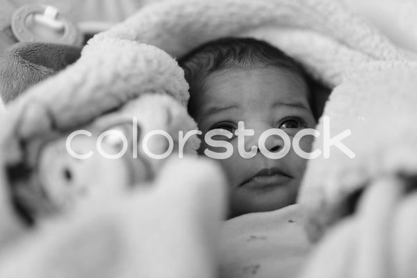 Newborn baby - Colorstock™  © PorterhouseLA  - diverse stock photos