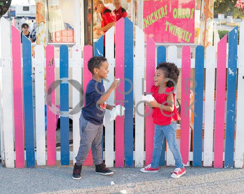 Kids at the fair, Some Sweet Photography - Colorstock: diverse stock photos