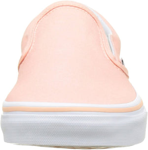 Vans Women's UA Classic Slip-On Low-Top Sneakers, Pink (Tropical Peach/True White)