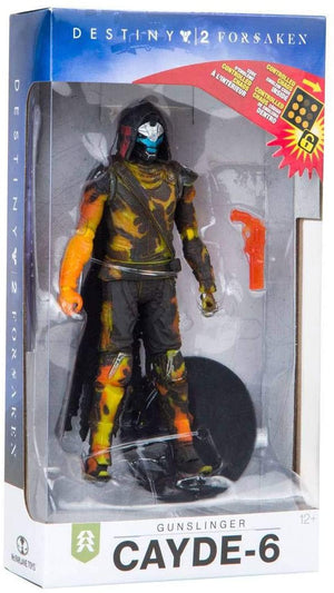 "Destiny 2: Forsaken 7"" Action Figure - Gunslinger Cayde-6"