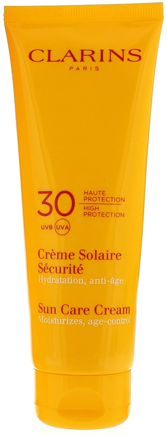 Sun Care by Clarins Cream High Protection For Sun-Sensitive Skin SPF30 125ml