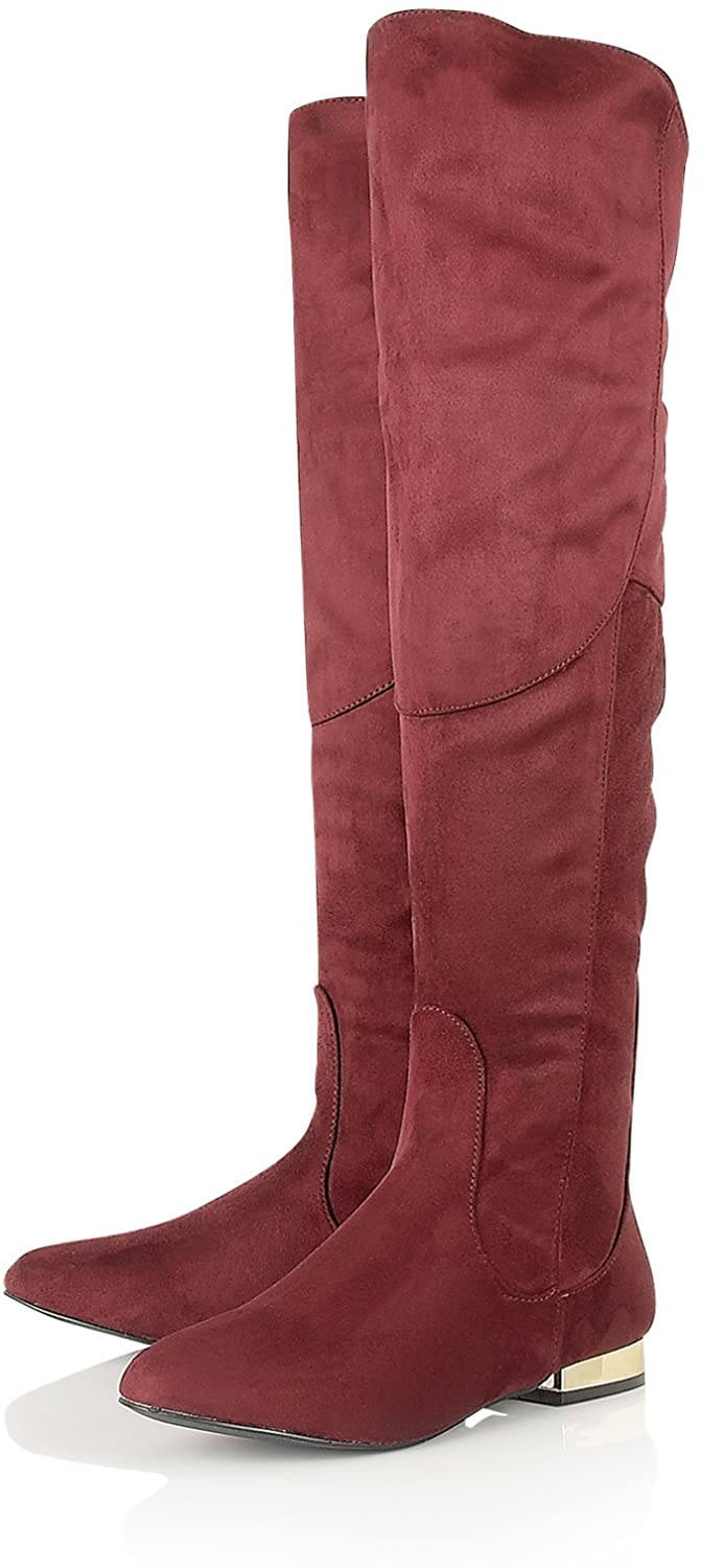 Dolcis Women's Katie Ankle Riding Boots