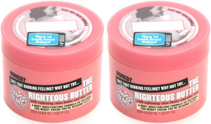 Soap And Glory The Righteous Butter Body Butter 300ml (Pack Qty 2)