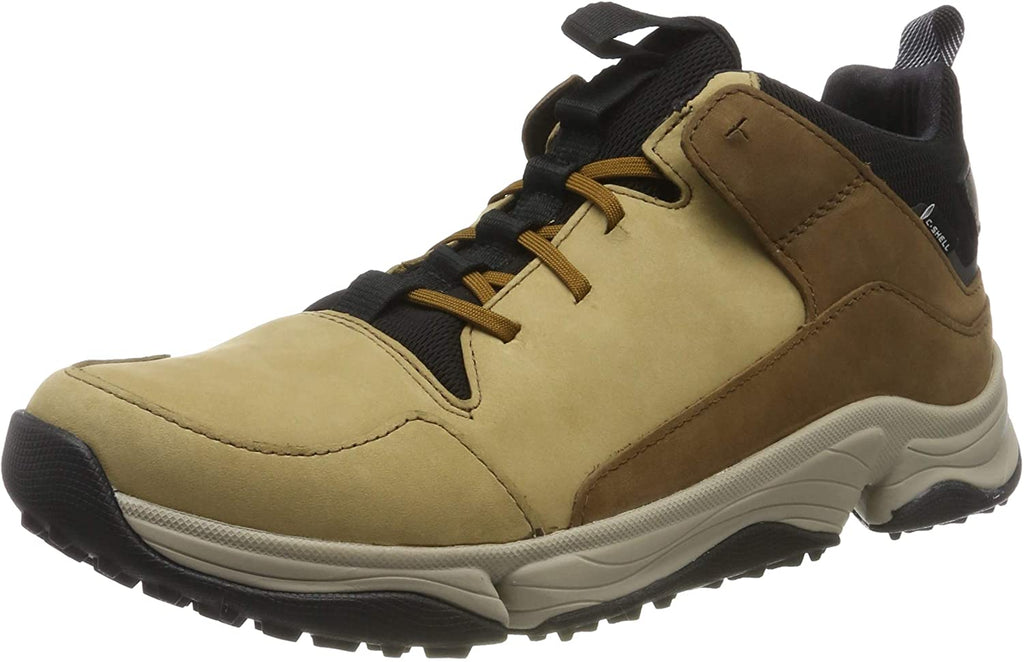 Clarks Men's Tri Path Mid Hi-Top Trainers