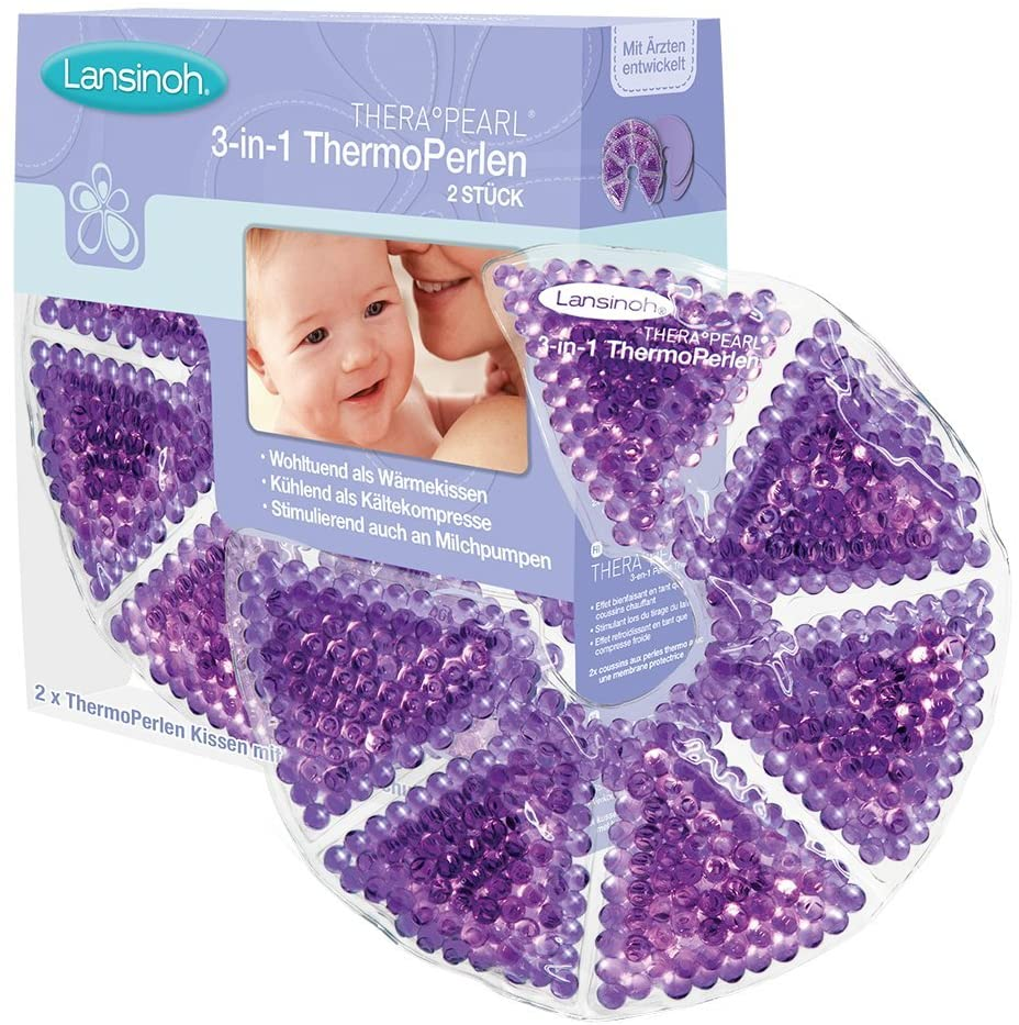 Lansinoh TheraPerals 3 in 1 Pack of 2