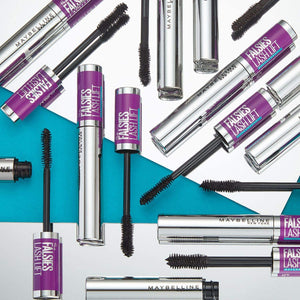 Maybelline New York Instant Lash Lift Look the Falsies Lengthening Volumising Mascara Waterproof, 01 Black 3600531604752