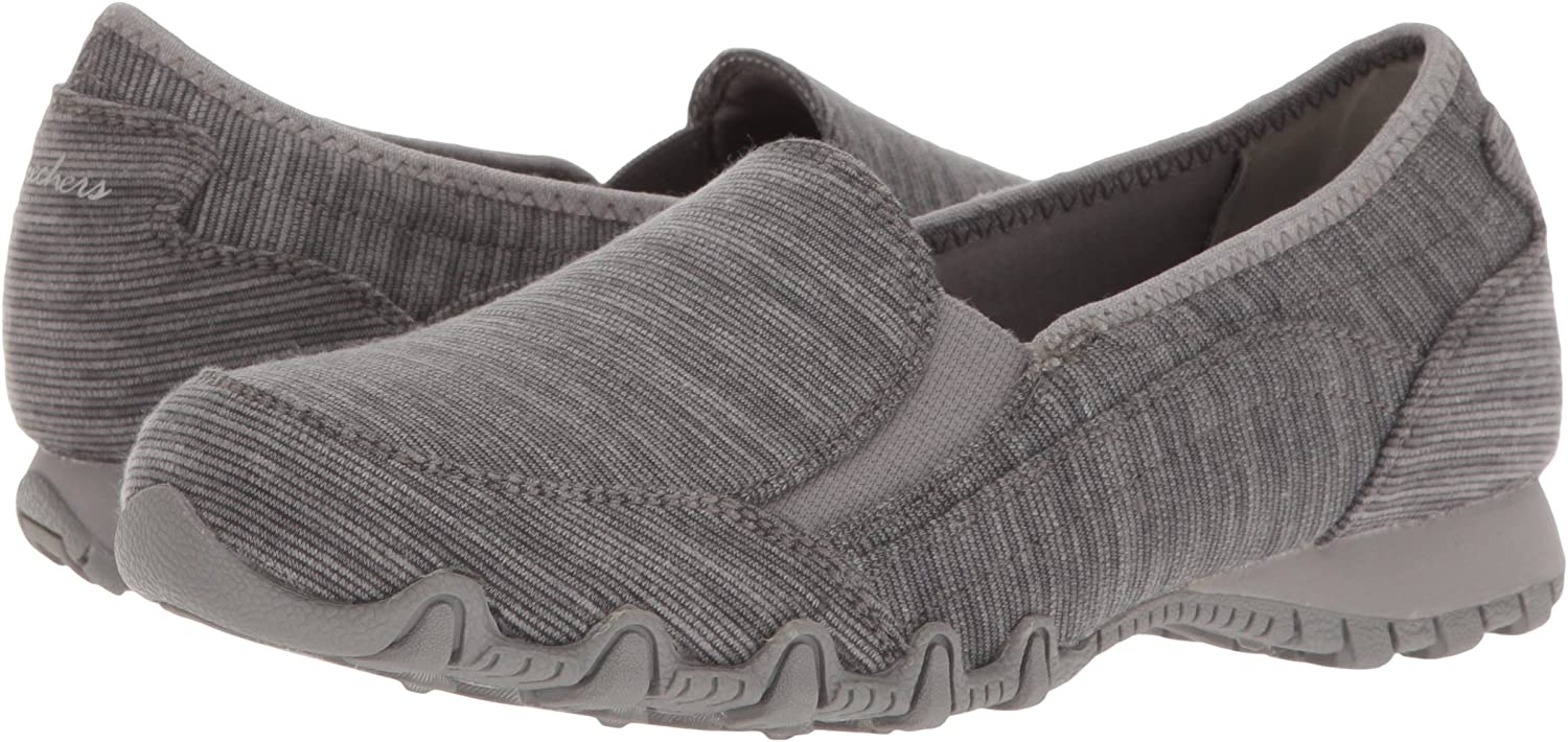 Skechers Women's Bikers-Lounger Mocassins