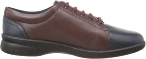 Padders Womens Refresh Lace-Up Flats