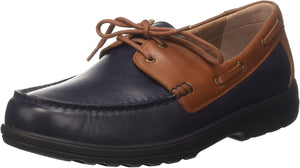 Padders Plus Men's Devon Boat Shoes