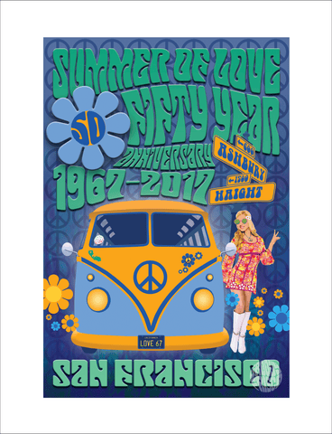 Summer Of Love 50th Anniversary #1