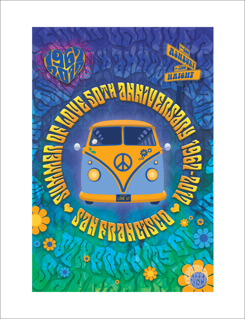 Summer Of Love 50th Anniversary #2
