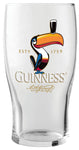 Guinness Pint Tulip Toucan Glass