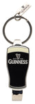 Guinness | Bottle Opener | Bottle and Can Opener Keyring