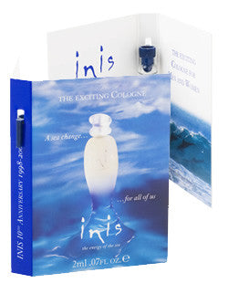 Inis Energy of the Sea Cologne Sample Vial