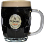 Guinness | Glass | Tankard Hobnail Label