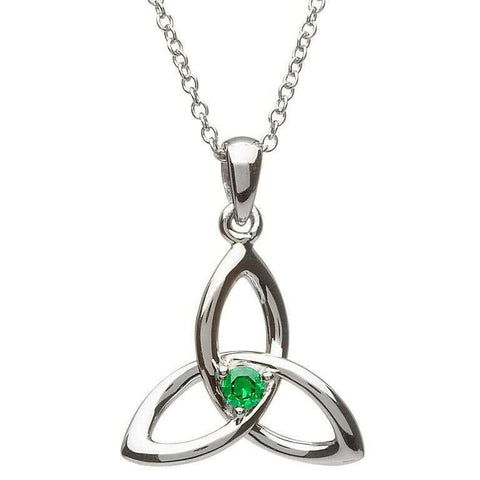 SharOre Trinity Knot Necklace