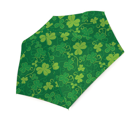 Shamrock Umbrella Gift