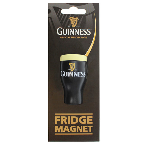 Guinness | Gift | Pint Resin Magnet