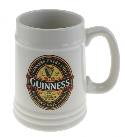 Guinness Tankard 2015 Ceramic Glass