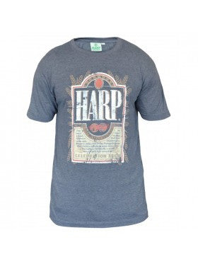Irish Harp Tee Shirt