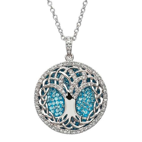 SharOre Tree of Life Pendant Necklace