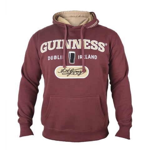 Guinness Signature Hooded Sweatshirt
