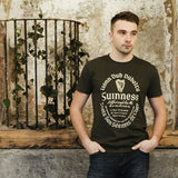 Guinness Gaelic Label Tee