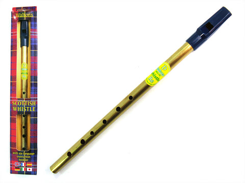 Waltons Scottish Irish Tin Whistle